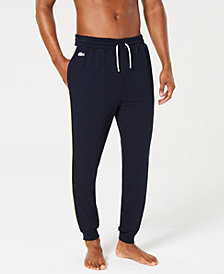 Lacoste Men's Striped French Terry Joggers, Created for Macy's