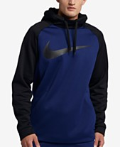 d6bf3b2d8f1b Nike Men s Therma Colorblocked Training Hoodie
