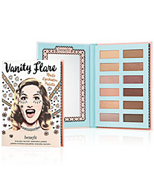 Benefit Vanity Flare Nude Eyeshadow Palette