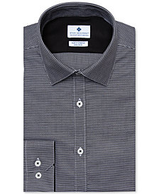 Ryan Seacrest Distinction™ Men's Ultimate Slim-Fit Non-Iron Performance Stretch Dobby Dress Shirt, Created for Macy's
