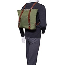 N Series DYLAN Nano Tech-Light Nylon 3-In-1 Convertible Backpack Tote