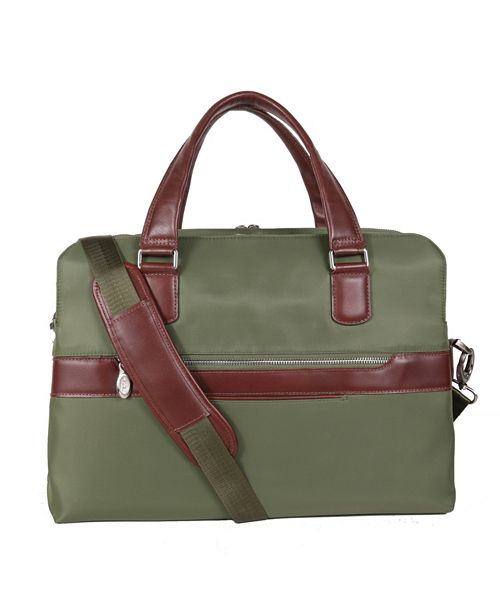 McKlein Hartford, Dual Compartment Briefcase