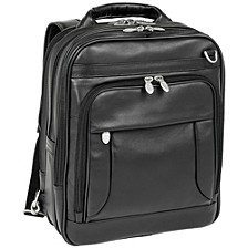 "Lincoln Park, 15"" Three-Way Backpack Laptop Briefcase"