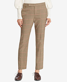 Lauren Ralph Lauren Glen Plaid Pants