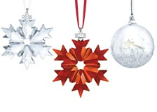 Swarovski 2019 Annual Christmas Ornament Collection