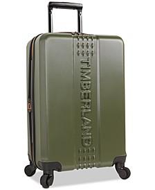 "Groveton 20"" Carry-On Hardside Spinner Suitcase"