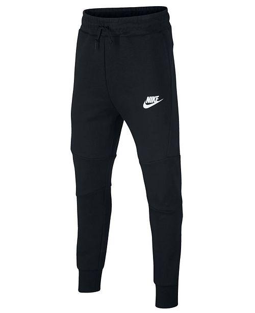 87d59503f979 Nike Big Boys Sportswear Tech Fleece Pants   Reviews - Leggings ...