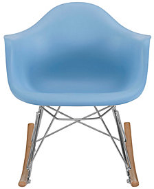 Modway Rocker Kids Chair