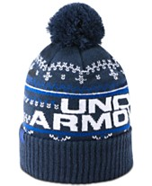Under Armour Men s Logo Pom Pom Beanie 2ced5968cb1