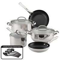 Deals on Cuisinart Farberware Buena Cocina 12-pc Cookware Set