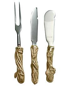Michael Michaud Herb 3 Piece Hostess Set