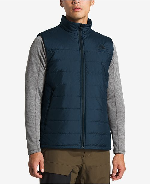 f6c0b23123c5 The North Face Men s Bombay Quilted Full-Zip Vest   Reviews ...