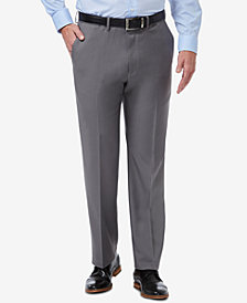Haggar Men's Classic-Fit Premium Comfort Stretch Dress Pants