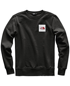 The North Face Men's Logo-Patch Sweatshirt