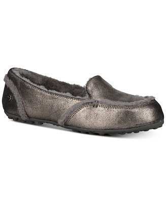 f5d8437222d UGG® Women's Hailey Metallic Slippers & Reviews - Slippers - Shoes ...