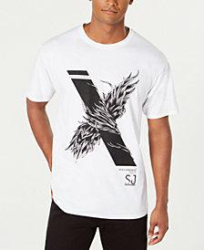 Sean John Men's Wing Wrap Graphic T-Shirt