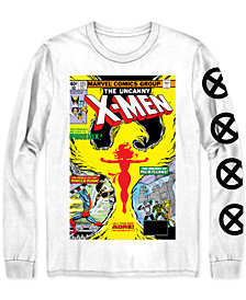 X-Men Long-Sleeve Men's Graphic T-Shirt