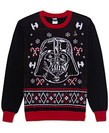 Darth Vader Men's Holiday Sweater