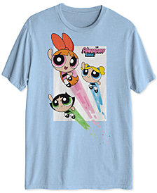 Powerpuff Girls Men's Graphic T-Shirt