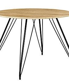 Satellite Circular Dining Table