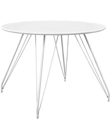 Modway Satellite Circular Dining Table