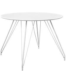 Modway Satellite Circular Dining Table