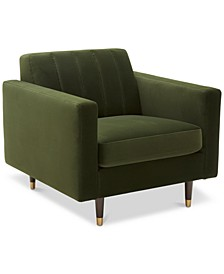 """CLOSEOUT! Penryn 35"""" Fabric Chair"""