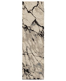 "Palmetto Living Carolina Wild Great Falls Natural 2'3"" x 8' Runner Area Rug"