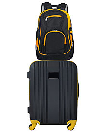 Set Luggage and Backpack