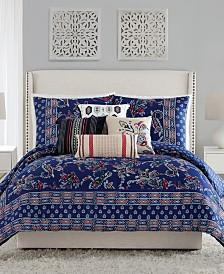 Vera Bradley Romantic Paisley Bedding Collection