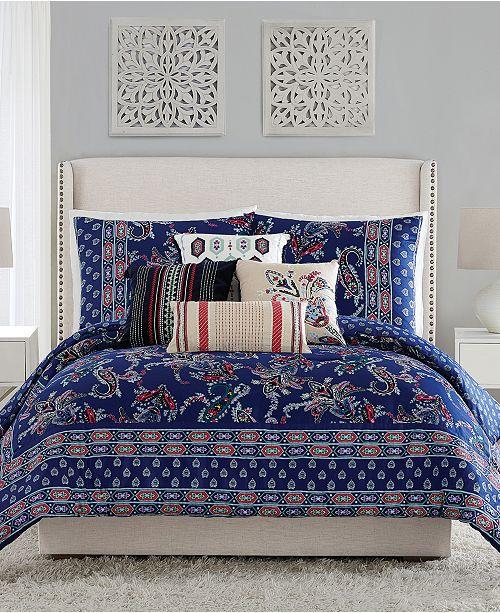 Vera Bradley Romantic Paisley King Comforter Set Reviews