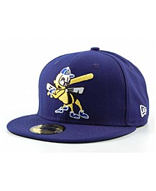 Burlington Bees AC 59FIFTY FITTED Cap