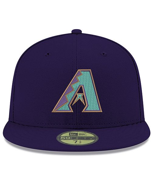 a5d26ab6179 New Era Arizona Diamondbacks Retro Classic 59FIFTY FITTED Cap ...