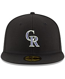 New Era Colorado Rockies Retro Classic 59FIFTY FITTED Cap