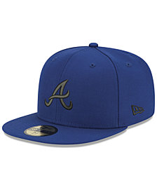 New Era Atlanta Braves Reverse C-Dub 59FIFTY FITTED Cap