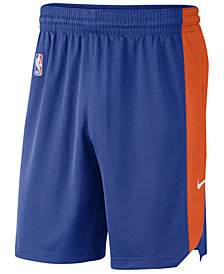 Nike Men's New York Knicks Practice Shorts