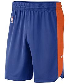 Nike Men's New York Knicks Practice Shorts