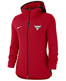 Nike Women's Chicago Bulls Showtime Full-Zip Hoodie