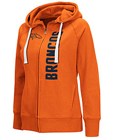 G-III Sports Women's Denver Broncos 1st Down Hoodie
