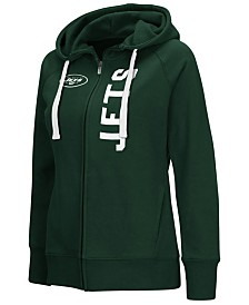 G-III Sports Women's New York Jets 1st Down Hoodie