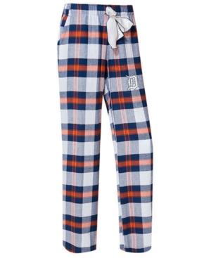 College Concepts Women's Detroit Tigers Headway Flannel Pajama Pants