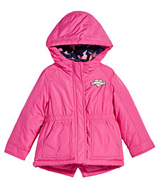 Carter's Little Girls Hooded 3-In-1 Systems Jacket