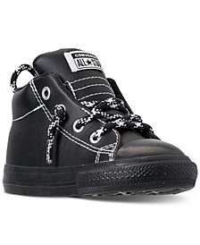 Converse Toddler Boys' Chuck Taylor All Star Street Hiker Mid Casual Sneakers from Finish Line