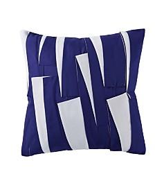 "Christian Siriano Garden Bloom 18"" Square Decorative Pillow"