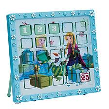 Kurt Adler 9.5 Inch Frozen Anna and Elsa Advent Calendar