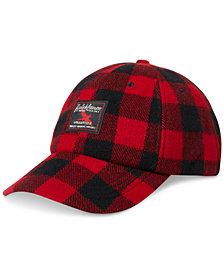 Polo Ralph Lauren Men's Buffalo Check Baseball Cap