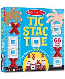 Melissa & Doug Tic Stac Toe 3-D Strategy Game