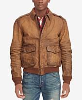 7098d405b Polo Ralph Lauren Mens Jackets   Coats - Macy s