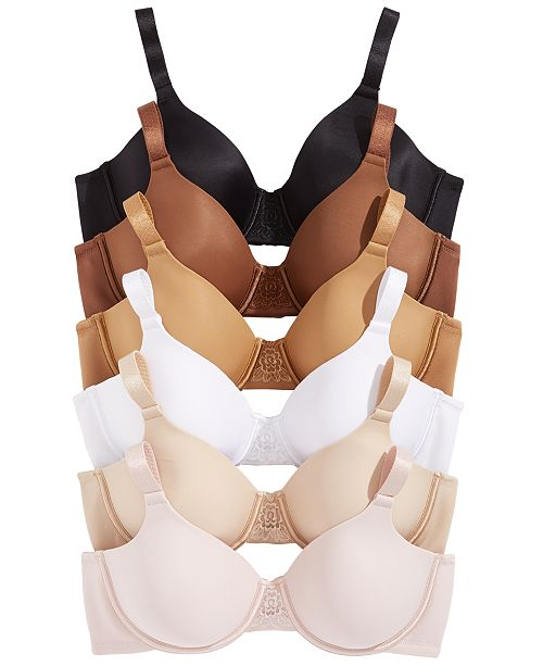 6a603faef ... Vanity Fair Beauty Back Smoothing Full-Figure Contour Bra 76380 ...