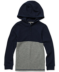 Volcom Toddler Boys Murphy Thermal Hoodie